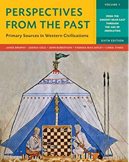 Amazon 2 western civilization a brief history volume ii perspectives from the past primary sources in western civilizations sixth edition vol fandeluxe Images