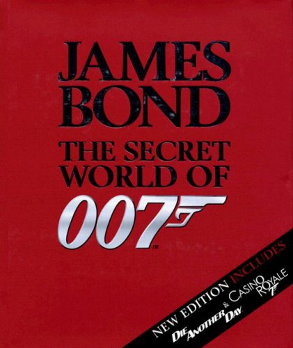 Read Online James Bond: The Secret World of 007 pdf epub
