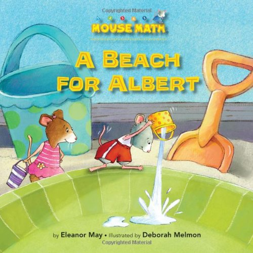 A Beach for Albert (Mouse Math)