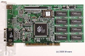 PCI-tarjeta gráfica ATI 3D Rage II + DVD ID3669: Amazon.es ...