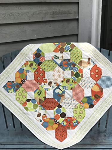 Modern Baby Quilt - Baby Quilt - Toddler Bedding - Homemade Baby Quilt - Baby Quilt Blanket - Heirloom Baby Quilt - Baby Quilt for Sale - Under the Sea - Ocean - Whale