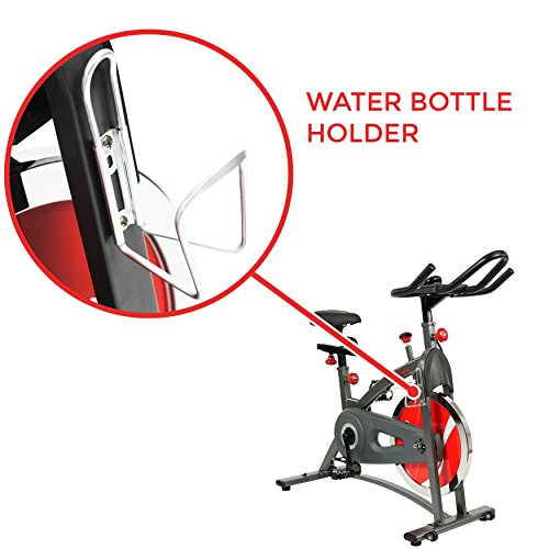 Sunny Health & Fitness Belt Drive Indoor Cycling Bike SF-B1423 by Sunny Health & Fitness (Image #5)