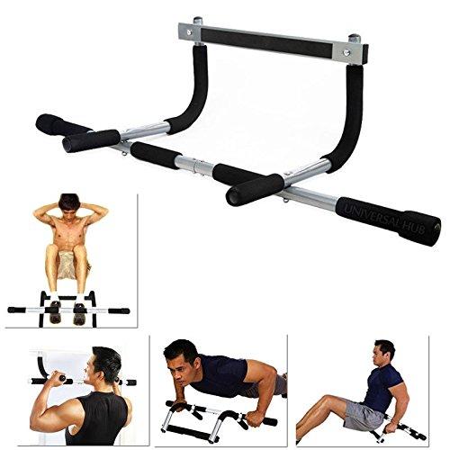 Multi-Training Bar Accueil du mat/ériel de gymnastique! Multi-de Formation du Barreau Kabalo Porte Gym Exercice Pull Up Bar Door Gym Exercise Pull Up Bar