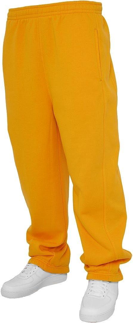 Urban Classic UK007 - Pantalones de chándal para niño Naranja ...
