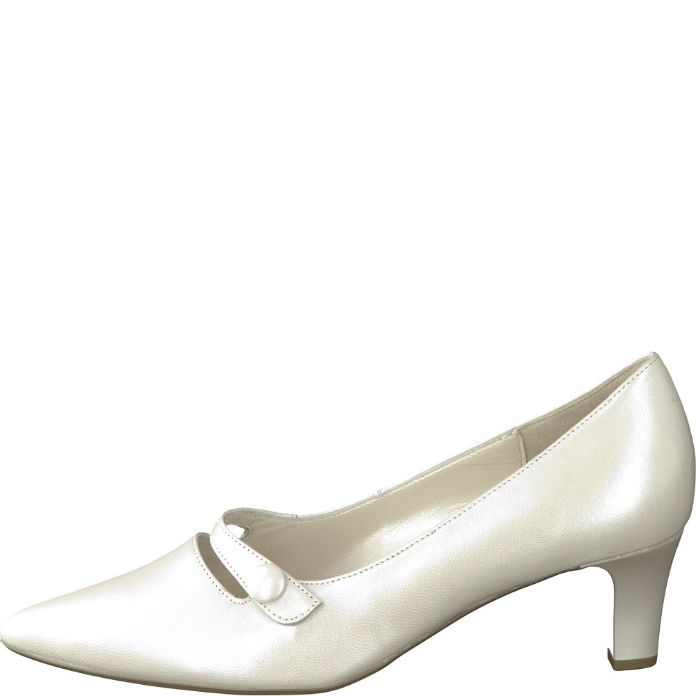 Gabor Damen Pumps 41.253.60 weiß 143990