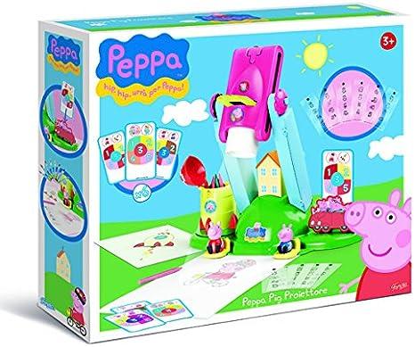 Amazon.es: Famosa - Proyector Peppa Pig: Juguetes y juegos