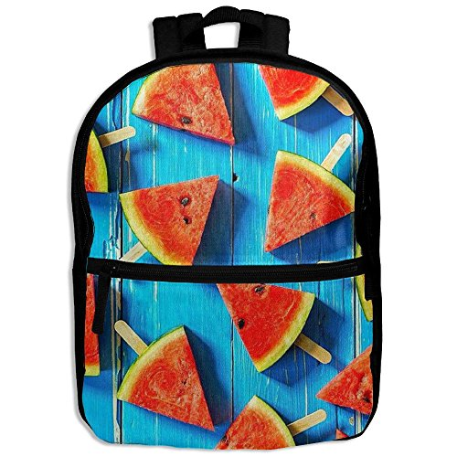 (Kids School Backpack Cool Children Bookbagwatermelon)