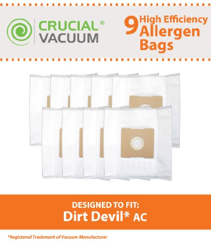 dirty devil canister vacuum - 4
