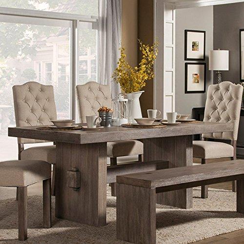 Alpine Dining Table - Alpine Furniture Fiji Dining Table