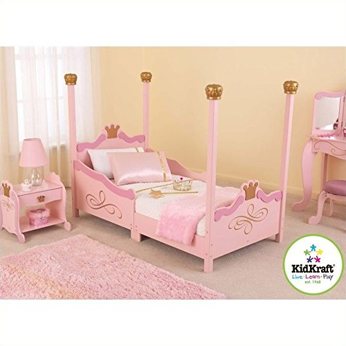 Price comparison product image Princess Toddler Bed