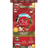 Purina ONE SmartBlend Natural Lamb & Rice Formula Adult Dry Dog Food - 40 lb. Bag