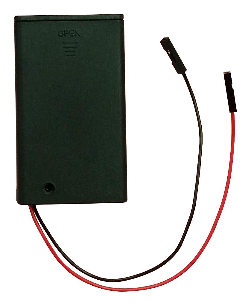 BHM-3A3 - Battery Holder, Wire Leads, AAA X 3 (Pack of 10) (BHM-3A3)