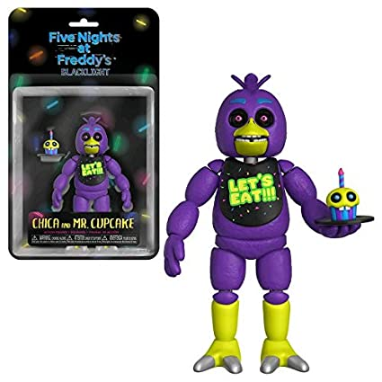Five Nights at Freddys - Chica Black Light 5