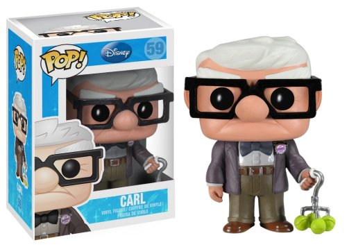 Funko POP Disney Series 5: Carl Vinyl Figure