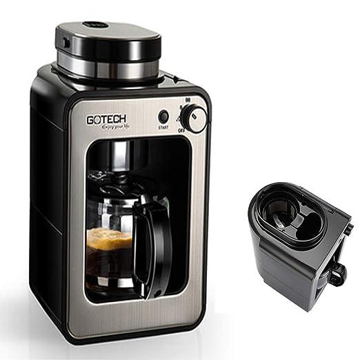 Molinillo de café de un solo toque, de grano a taza, con ...
