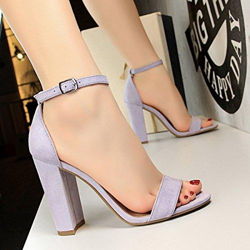 DS0509 Violet Femme 1 Miyoopark pour MiyooparkUK Sandales 5YwBXXH7nq