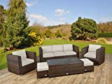 StellaHome Outdoor Conversation Set Sectional