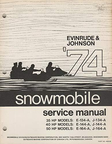 "JOHNSON SNOWMOBILE 9/"" x 12/"" Sign"
