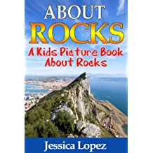 Children's Book About Rocks: A Kids Picture Book About Rocks With Photos and Fun Facts