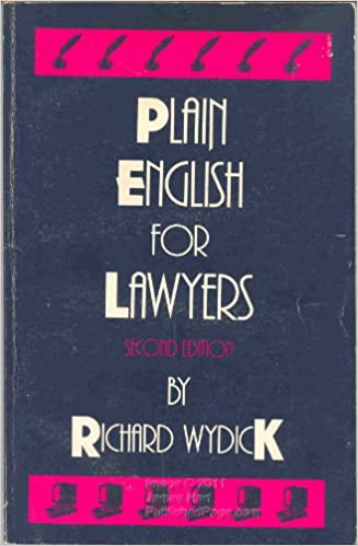 English For Lawyers Pdf