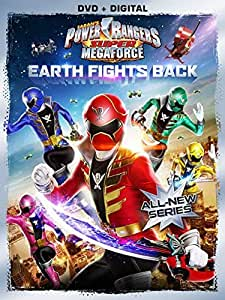 Amazon.com: Power Rangers Super Megaforce: Earth Fights Back ...