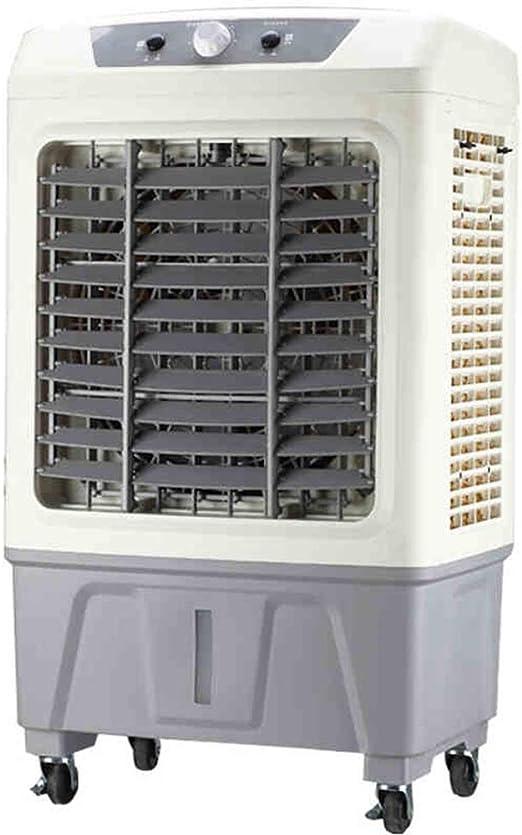 JIAYUAN Ventiladores Ventilador enfriador evaporativo portátil y ...