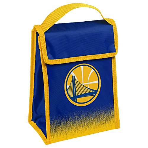rriors Gradient Velcro Lunch Bag (Mlb Soft Sided Lunch Box)