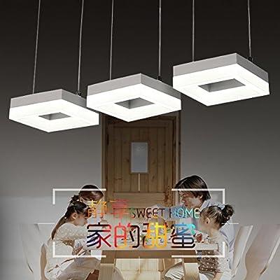 CHXDD Restaurant lighting chandelier modern minimalist fashion lamp pendant kitchen lighting #4L