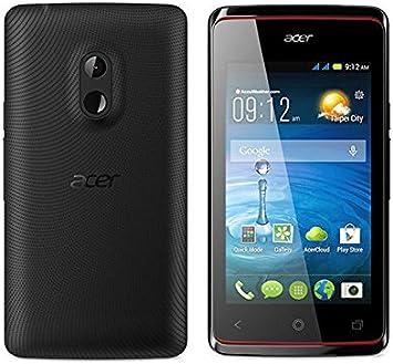 Acer Liquid Z200 4GB Negro - Smartphone (10,16 cm (4
