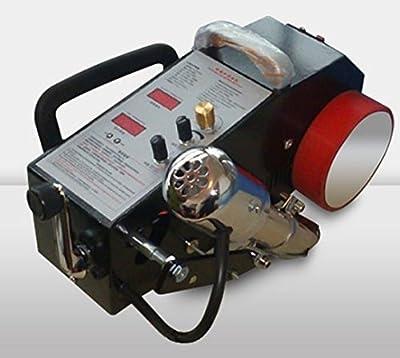 Uuni-WT LC3000A Hot air gun welder machine 1200W Automatic Hot Air Welding Machine Automatic pvc banner welder welding machine