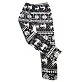 Ensasa-Womens-Autumn-Winter-Snowflake-Graphic-Printed-Stretchy-Leggings-Pants