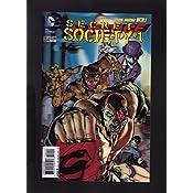 Amazon com: DC THE NEW 52 JUSTICE LEAGUE #23 4 SECRET