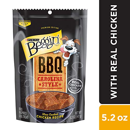 Purina Beggin BBQ Style Pork Dog Treats