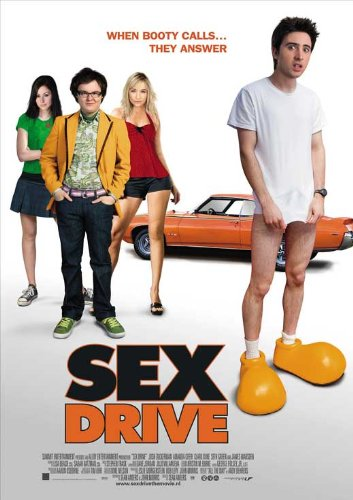 Sex Drive Cartel de la película Movie Poster Libido (27 x 40 ...