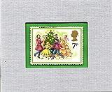 Framed Postage Stamp Mini%2DArt %2D Engl