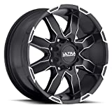 2004 f150 rims 18 - Ultra Phantom 18 Black Machined Wheel / Rim 6x135 with a 25mm Offset and a 87 Hub Bore. Partnumber 225-8963U+25