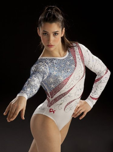2012 Olympic Poster - Aly Raisman 11X17 Poster Photo - 2012 London Olympic Gymnastics #02