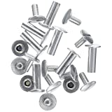 Hard-to-Find Fastener 014973121532 Screw Posts With Screws, 5/8, Piece-10
