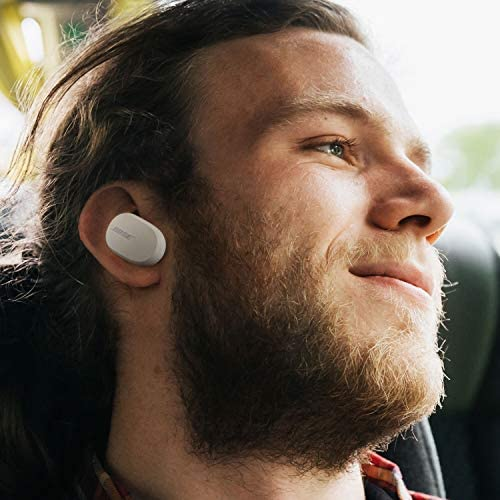 Bose QuietComfort Noise Cancelling Earbuds - True Wireless Bluetooth Earphones, Soapstone. The international's Most Effective Noise Cancelling Earbuds