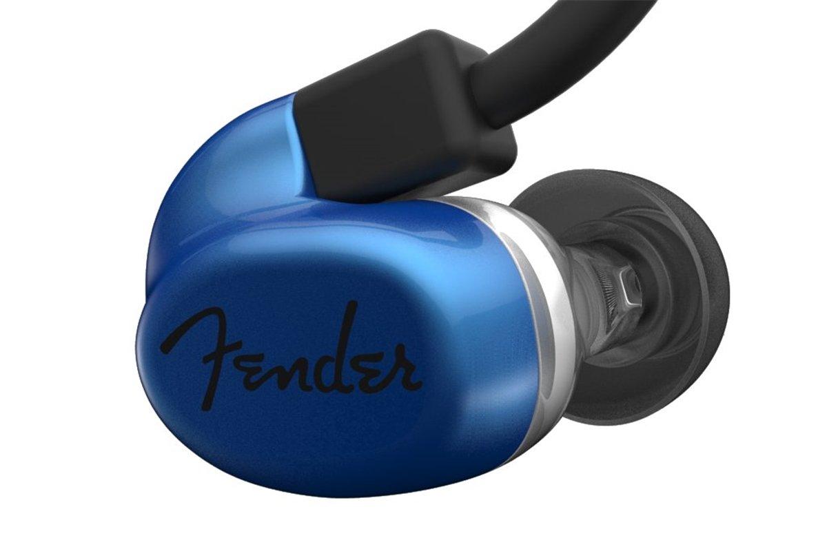 Fender CXA1 In-Ear Monitors, Blue
