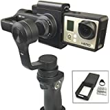 Drone Fans GOPRO Hero 3 Gopro 3+ and Gopro 4 Adapter Switch Mount Plate for OSMO Mobile Gimbal Camera