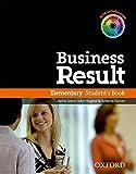 Business result. Elementary. Student's book. Per le Scuole superiori. Con DVD-ROM. Con espansione online