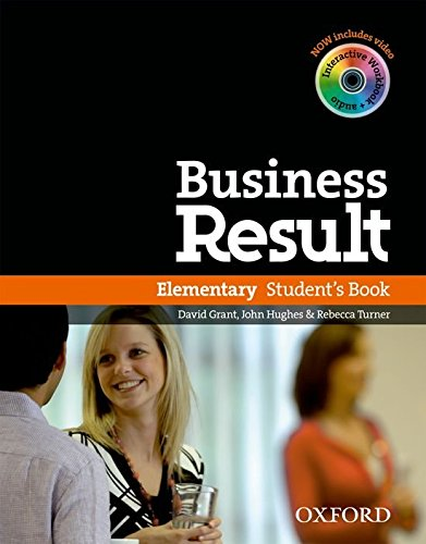 Business Result Elementary Student´s Book: + DVD (2012)