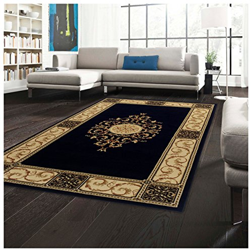 Details About Superior Elegant Medallion Collection 4 X 6 Area Rug Attractive Rug With Jute