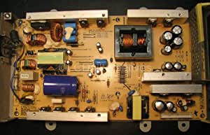Olevia 242-T11 LCD Monitor Repair Kit, Capacitors Only, Not the Entire Board