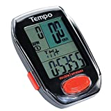 Nashbar Tempo Double Wireless Cycling Computer