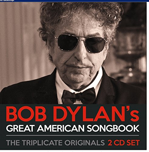 Price comparison product image Bob Dylan Great American Songbook (2CD SET)