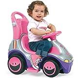 Correpasillos Moltoshop Smiler Rosa + Cinturón de seguridad