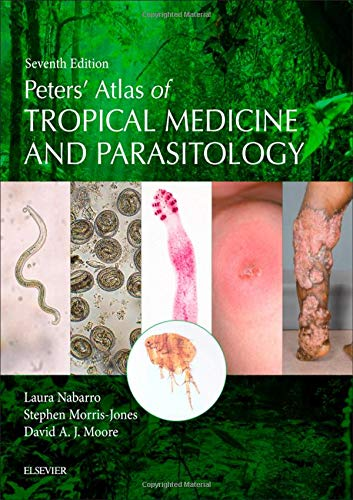 Peters' Atlas of Tropical Medicine and Parasitology, 7e
