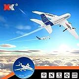 GoolRC WLtoys XK A120 Airbus A380 Model Plane 3CH